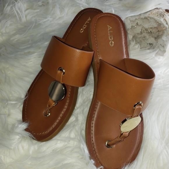 Aldo Shoes   Aldo Yilania Flat Sandals
